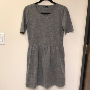 T-shirt dress from Gap!